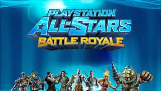 PlayStation All-Stars: Battle Royale Main Menu Soundtrack [Battle!]