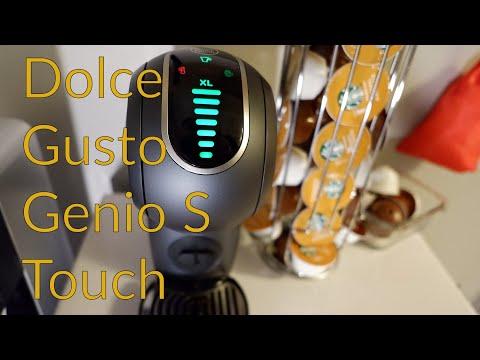 NESCAFÈ Dolce Gusto Genio S Touch DeLonghi + Starbucks Caramel Macchiato