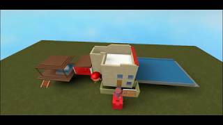 MAKING MY OWN WORLD ON ROBLOX!!!