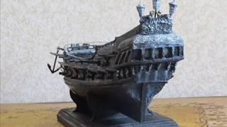 Стройка модели