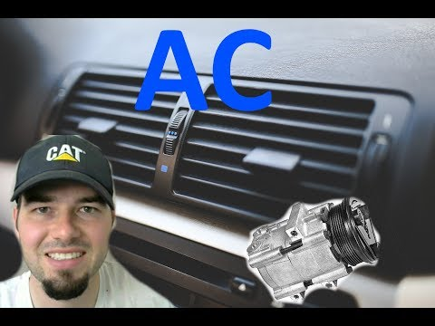 How Truck and Car AC Systems Work.  Air Conditioning Principles and Beginners Class.  Part 1.