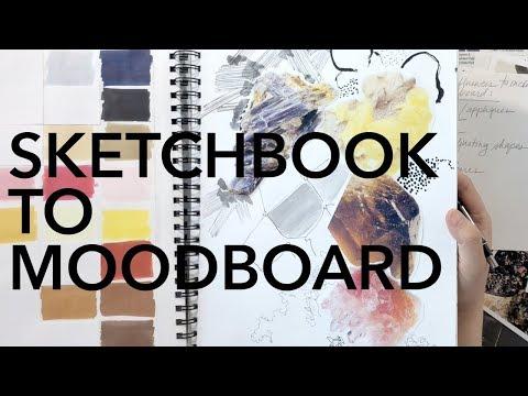 Watch Me Design 17: Mood Boards
