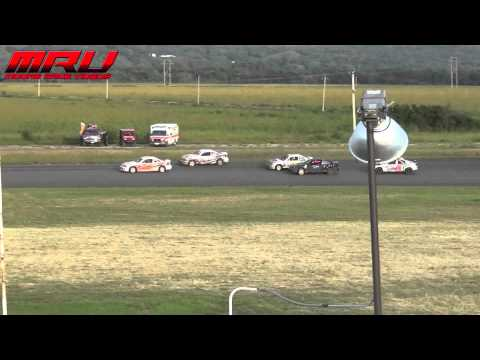Sport Compact Feature at the Iron Cup at Park Jefferson Speedway in Jefferson, SD on September 14th