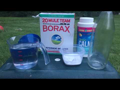 Using Boron Concentrate... To Increase Testosterone And Other Health Benefits.