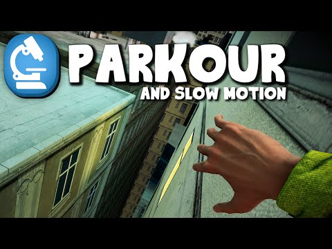 G.Labs - Parkour and Slow Motion (Garry's Mod)