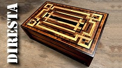 DiResta Scrap-Wood Keepsake Box