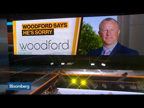 Woodford 'Extremely Sorry' About Abruptly Freezing Fund Redemptions