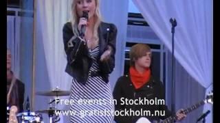 Anna Bergendahl - Live at Love Stockholm 2010, Kungsträdgården, Stockholm 6(8)