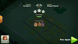 BH5 ATTACK STRATEGY | SUCCESSFUL 3 STAR ATTACK BY BUILDER HALL 5