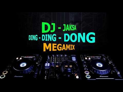 DJ JAKSA | DING - DING - DONG | MEGAMIX Mp3