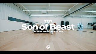 [TO1 Performance] 'Son of Beast' Dance Practice (Beast ver.)…