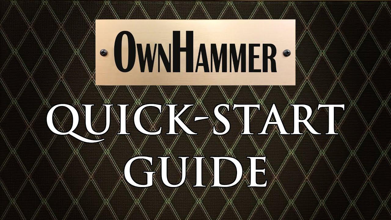 OwnHammer 412 FMAN guitar impulse responses - Gearslutz
