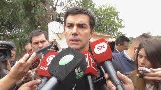 Juan Manuel Urtubey votó en Salta