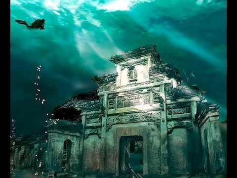 HISTORICITY OF BIBLE CONFIRMED - Archaeology underwater finds Biblical City