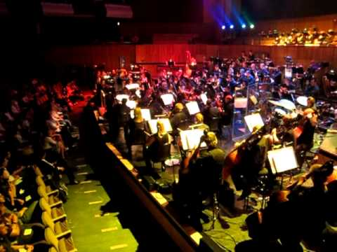Angry Birds performed by the London Philharmonic Orchestra