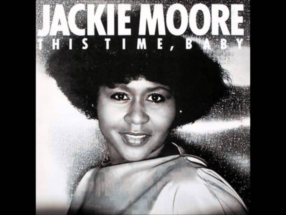 jackie moore - time