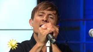 Daniel Adams-Ray - För er (Live) - Nyhetsmorgon (TV4)