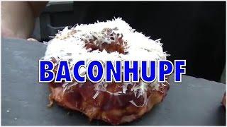 Bacon Gugelhupf  bzw. Baconhupf vom Grill --- Klaus grillt