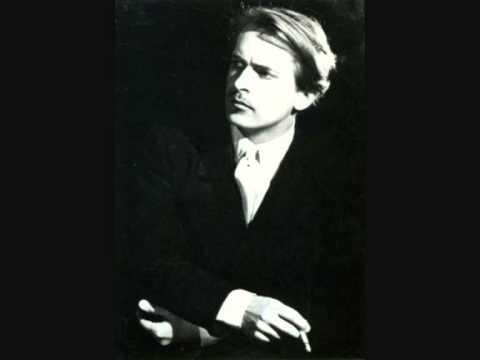 Ravel - Gaspard de la nuit - François 1958