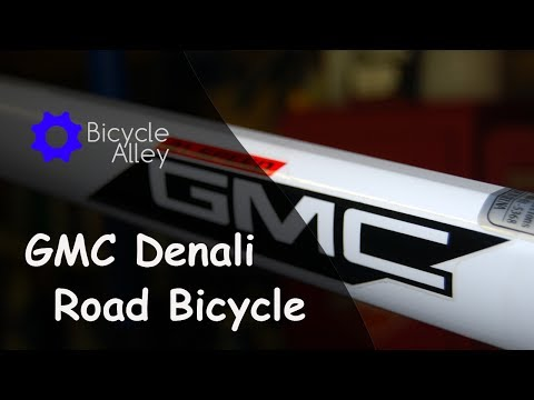 How To Assemble A Walmart Gmc Denali Road Bicycle Youtube