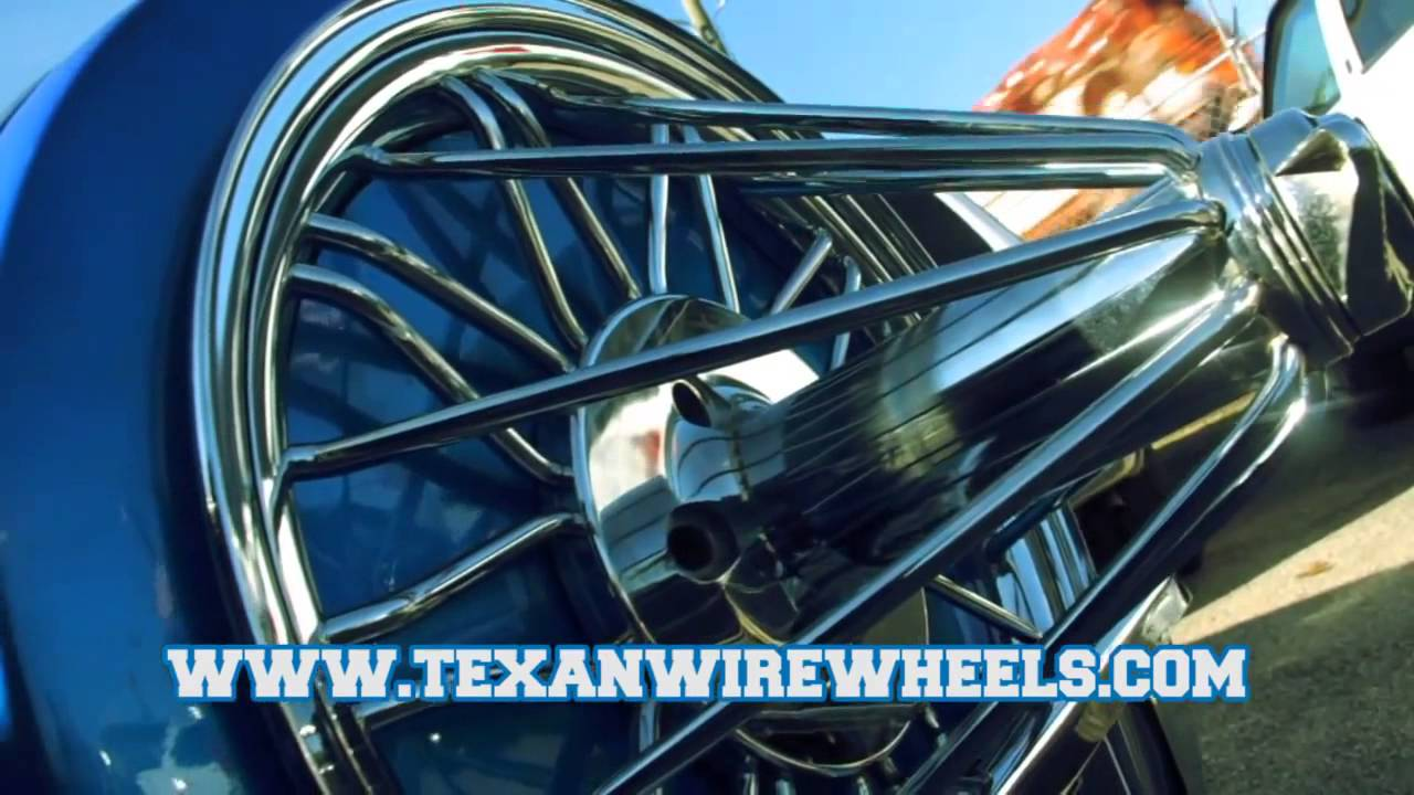 Dat Boi T & Texan Wire Wheels Commercial (Full) 2013 - YouTube