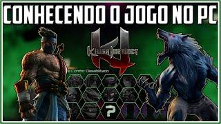 Killer Instinct PC: Conhecendo o jogo (Windows 10 gameplay | 1080p 60fps)