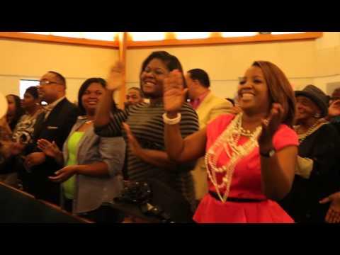 Union Baptist in Winston-Salem Sunday Happy