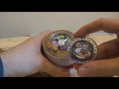 Yokai Watch: New Yokai Medal Review 25/December/17 (Treasure Yorozu Festival)