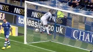 Sheffield Wednesday 0 v 2 Leeds United - Extended Highlights  20/08/16 #LUFC