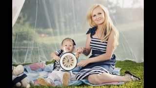 Семейная фотосессия в морском стиле (Family photo shoot in a Maritime style)