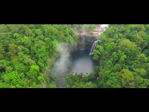 ដែនដីប្រសិទ្ធិ The Enchanted Realm (Cambodia Adventures by drone)