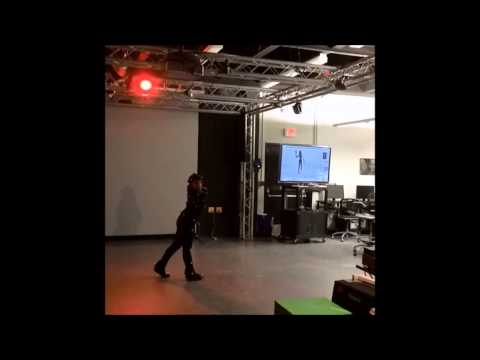 Motion Capture 1st Dance; 2nd Sex Demon Mogul