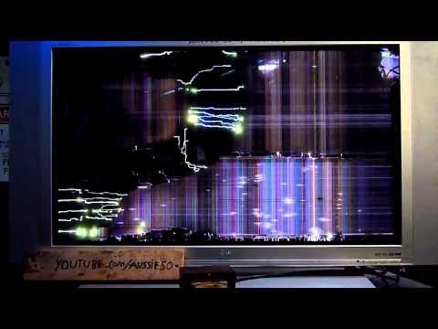 LG Plasma Arc Display Panel - Burn Baby Burn