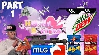 PIGEONS ARE MLG?!! - Hatoful Boyfriend Playthrough - Part 1 (PC)