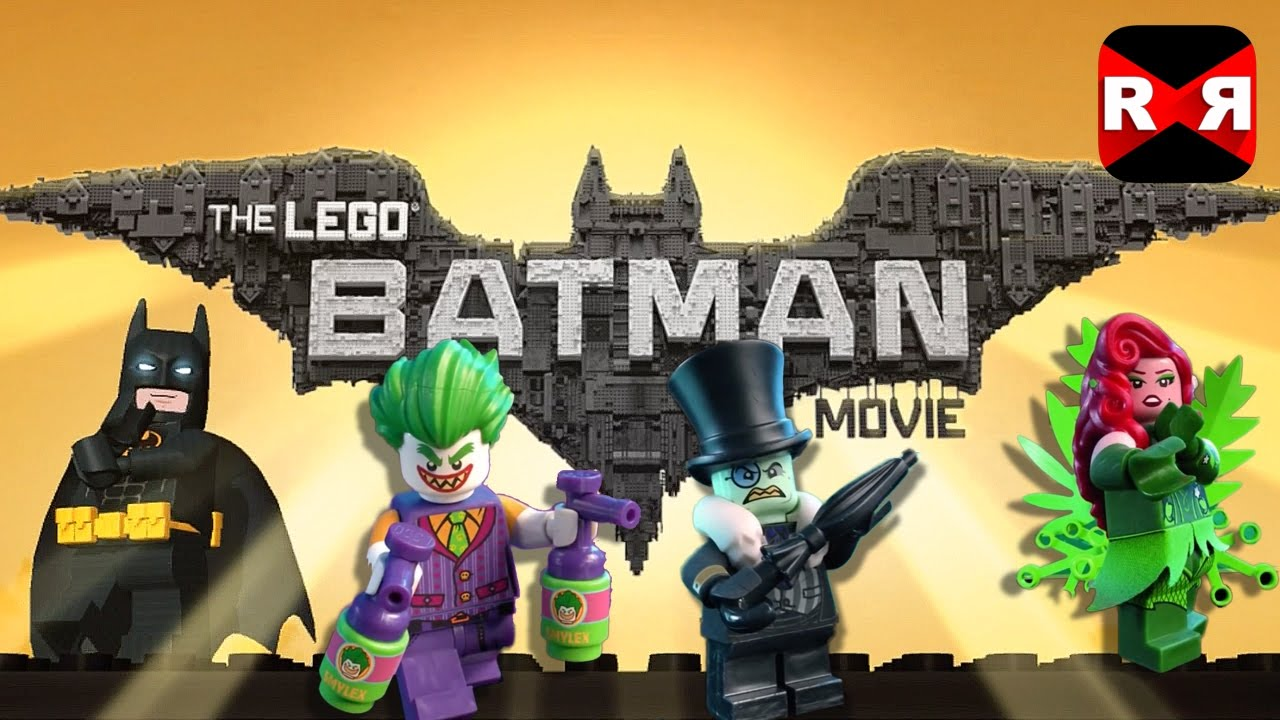 The Lego Batman Movie Game By Warner Bros Ios Android Gameplay Video Youtube