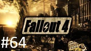 Fallout 4 PC Прохождение 64 МИЛА марафон ч.1