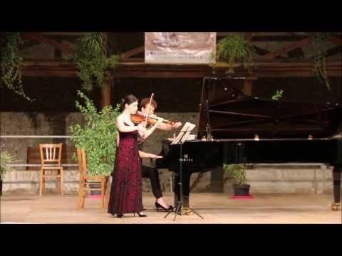 25 juillet - Fanny Clamagirand et Vanessa Wagner