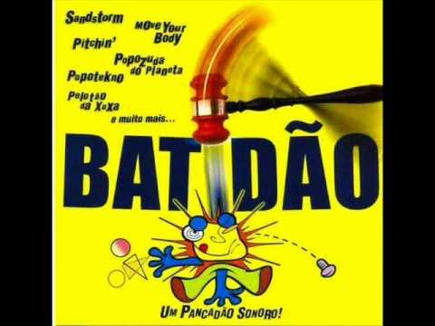 CD Batidão - Um Pancadão Sonoro - 2000 - Completo