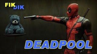 Fikdik || deadpool + 3 heróis da zoeira nos cinemas