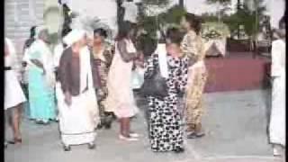 Sensual dance from Tanzania Pembe la ng