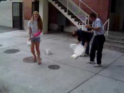Naked egg drop contest your phrase