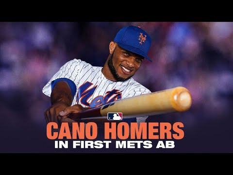 Robinson Cano Shines In Mets Debut