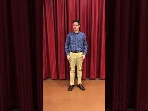Garrett Gagnon Audition : I&39;ve Been