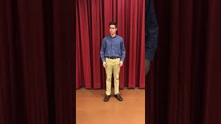 Baixar Garrett Gagnon Audition Video: I've Been