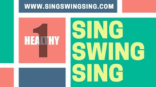 #SingSwingSing Healthy Ep1 - Hydration