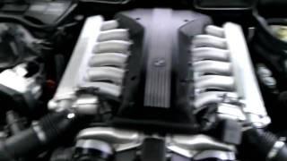 Mon moteur v12 m73 n54 � 306000 km