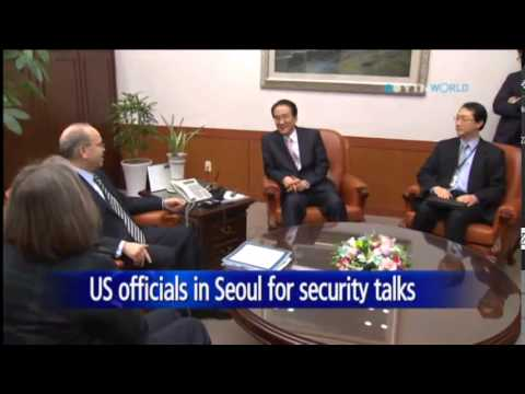 Senior US officials visit Seoul for talks on security, N.Korea / YTN
