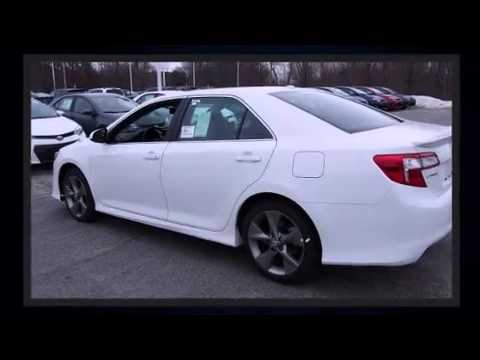 Superior 2014 Toyota Camry SE V6 In Milford, MA 01757
