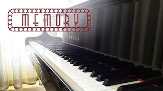 Memory - Cats - Piano Cover
