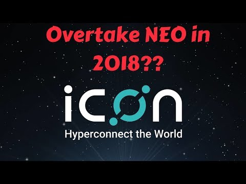 Can ICON overtake NEO in 2018???